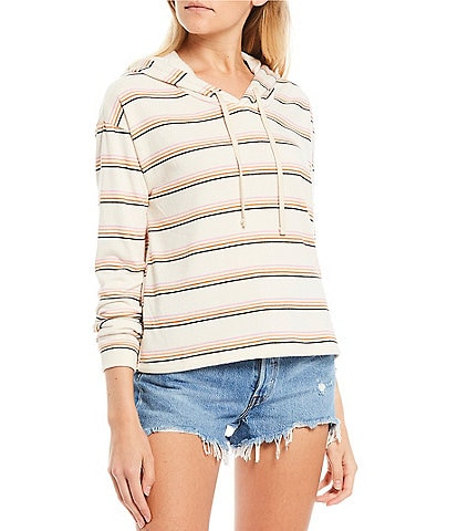 Billabong Making Waves Stripe Hoodie