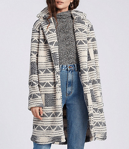 Billabong Montreal Longline Long-Sleeve Cozy Jacket