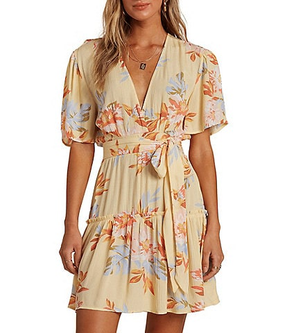 Billabong One And Only Floral Dress