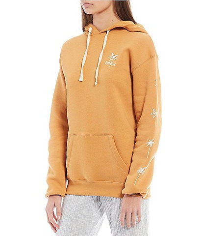 Billabong Palm Sketch Graphic Pull-Over Hoodie