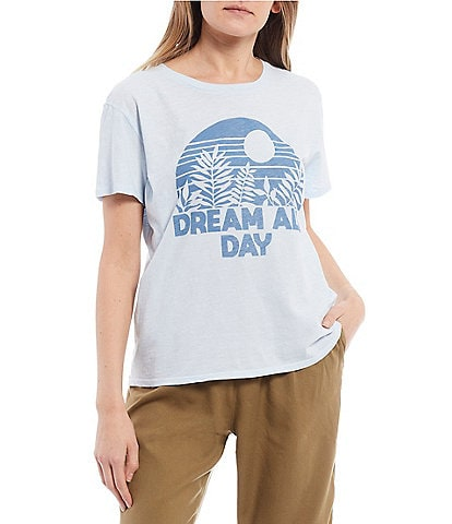 Billabong Short-Sleeve Dream All Day Graphic Tee