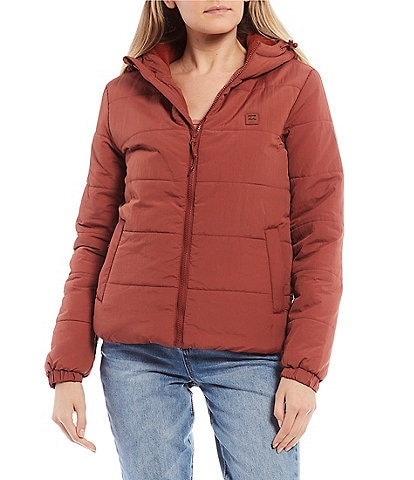 Billabong Transport Puffer 2 - Quilted Full-Zip jacket