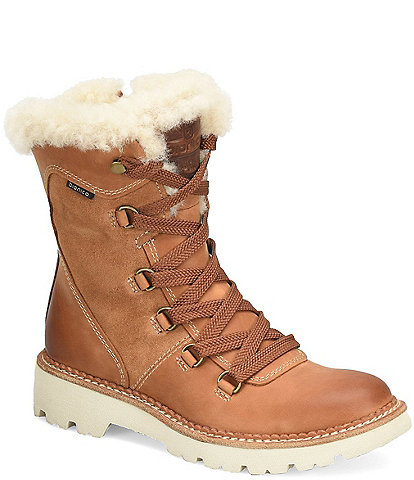 bionica Denali 2 Collection Demee Leather & Suede Waterproof Winter Boots