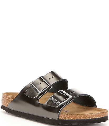 Birkenstock Women's Arizona Metallic Sandals