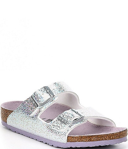 Birkenstock Girls' Arizona Disco Ball Sandals (Youth)