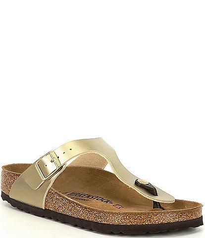 Birkenstock Women's Gizeh Adjustable Strap Thong Sandals