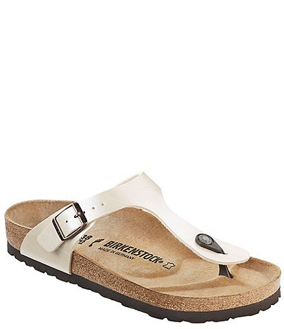 36189876e8 Birkenstock Gizeh Adjustable Strap Thong Sandals