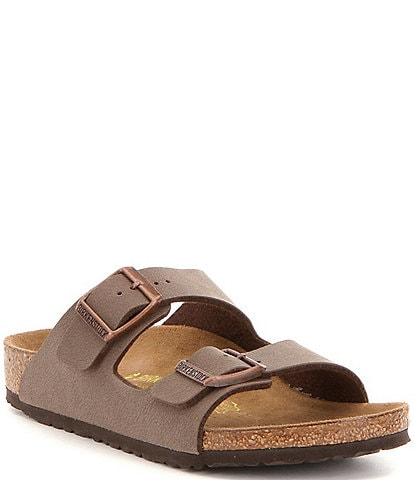 Birkenstock Kids' Arizona Double Banded Buckle Slip-On Sandals