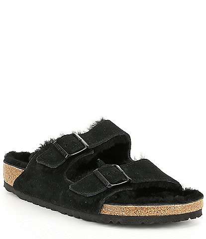 Birkenstock Men's Arizona Shearling