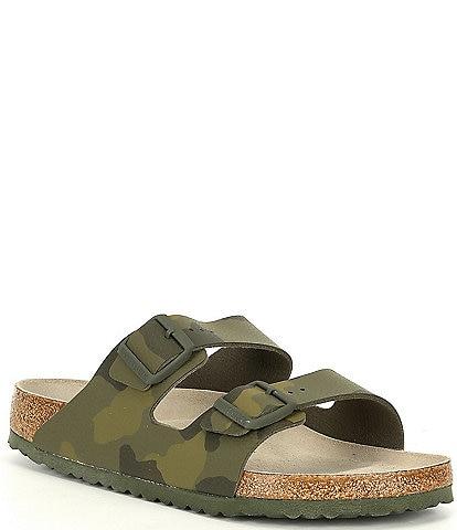 Birkenstock Men's Arizona Soft Footbed Sandals