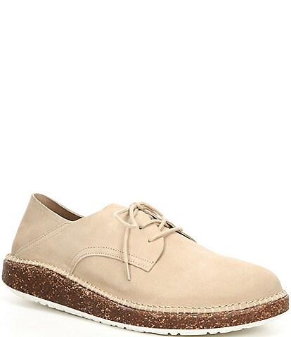 Birkenstock Men's Gary Suede Sneakers
