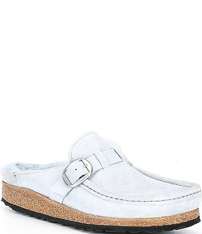 Birkenstock Women's Buckley Shearling Clogs