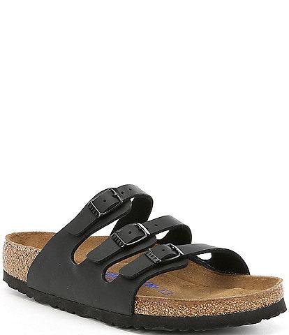 Birkenstock Women's Florida Birko-Flor Soft Footbed Sandals