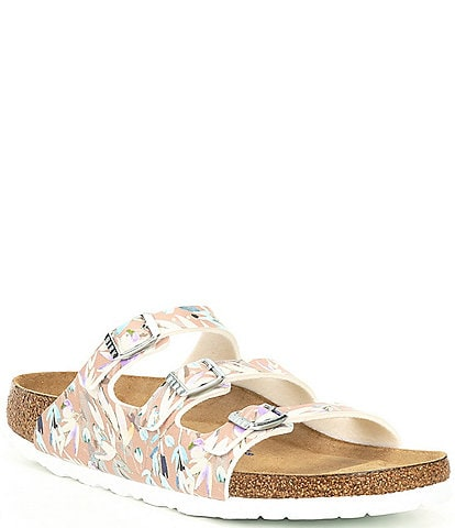 Birkenstock Women's Florida Floral Sandals