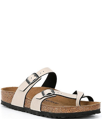 Birkenstock Women's Mayari Pull Up Birko Flor Sandals