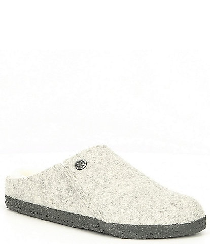 Birkenstock Women's Zermatt Shearling-Lined Slippers
