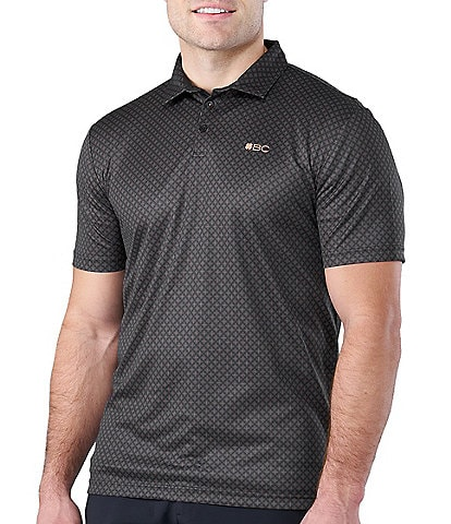 Black Clover Lucky Fit Short-Sleeve MMB Dri-Balance™ Polo