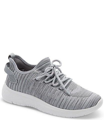 Blondo Kamie Waterproof Knit Lace-Up Sneakers