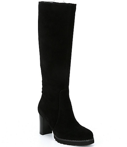 Blondo Randa Suede Waterproof Tall Boots