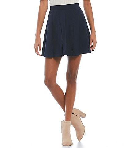 Blu Pepper Pleated Cheerleader Skirt