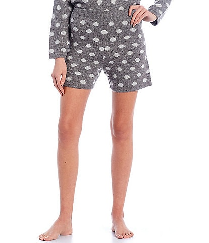 Blu Pepper Polka Dot Lounge Shorts