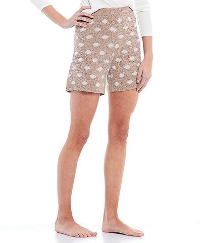 Blu Pepper Polka Dot Lounge Shorts