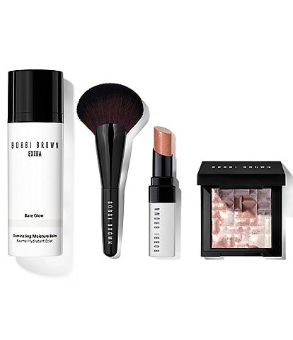 Bobbi Brown Instant Glow Set For Face and Lips