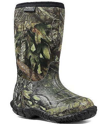 BOGS Boys' Classic Mossy Oak Waterproof Winter Boots (Toddler)