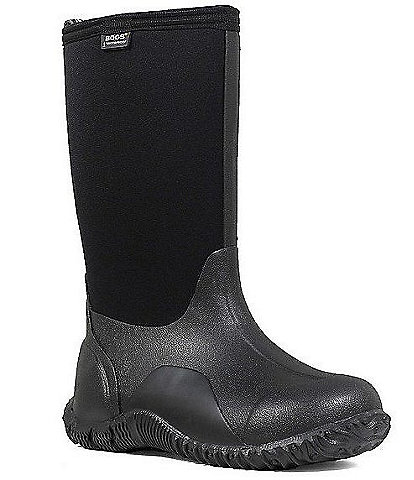 BOGS Kid's Classic No Handle Waterproof Boot