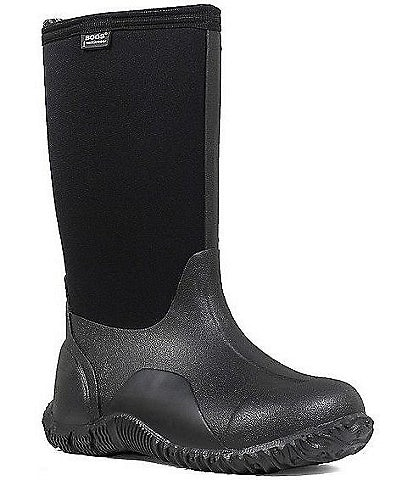 BOGS Kids' Classic No Handle Waterproof Winter Boots (Infant)
