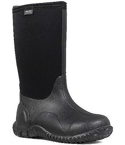 BOGS Kids' Classic No Handle Waterproof Winter Boots (Toddler)