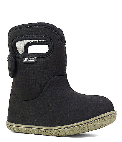BOGS Kids' Baby Bogs Waterproof Winter Boot with Handles (Infant)