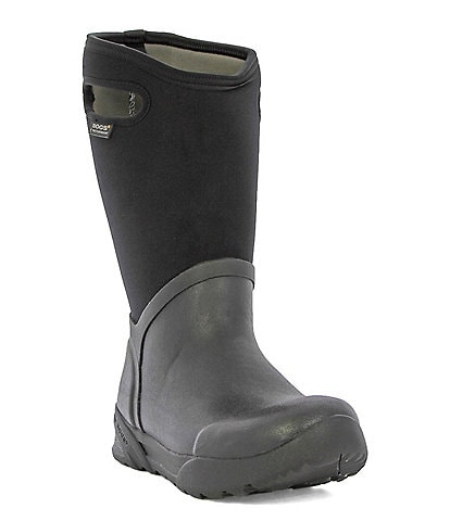 BOGS Men's Bozeman Tall Waterproof Winter Work Boot