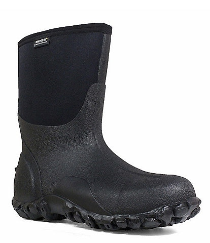 BOGS Men's Classic Mid Waterproof Work Boot