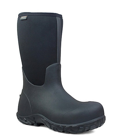 BOGS Men's Workman Waterproof Composite Toe Work Boot