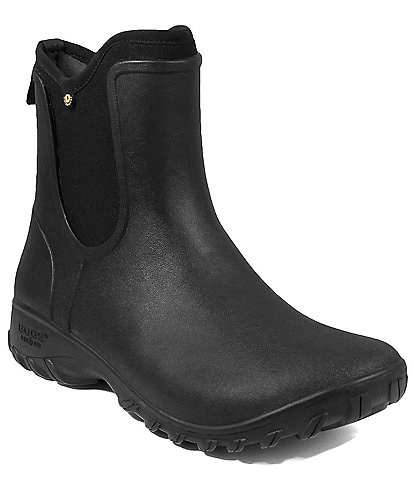 BOGS Women's Sauvie Slip On Rain Boots