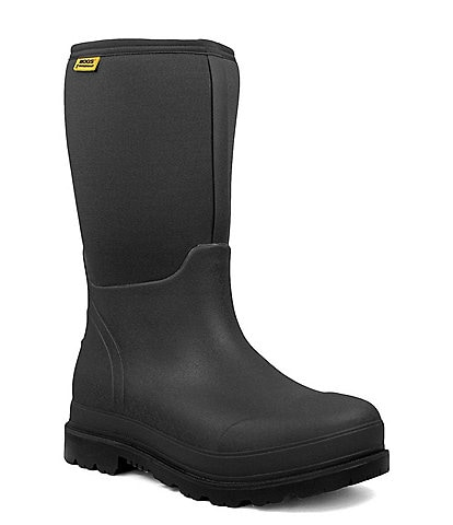 BOGS Men's Stockman Waterproof Composite Toe Winter Work Boot