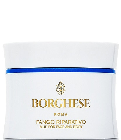 Borghese Fango Riparativo Calming Mud Mask for Face and Body