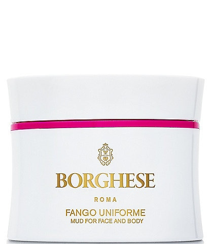 Borghese Fango Uniforme Brightening Mud Mask for Face and Body