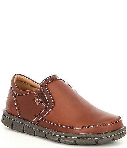 Born Boys' Han Sawyer Leather Slip on