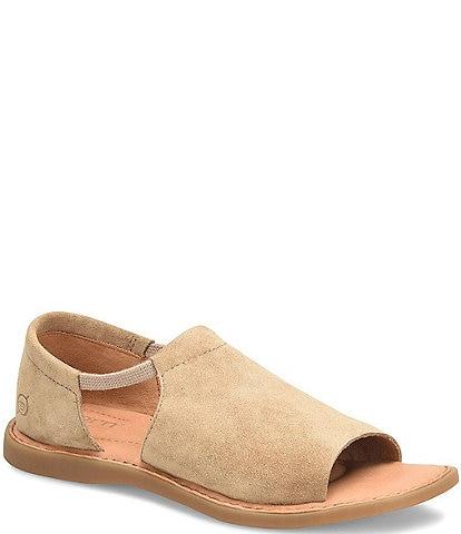 Born Cove Modern Suede Sandals
