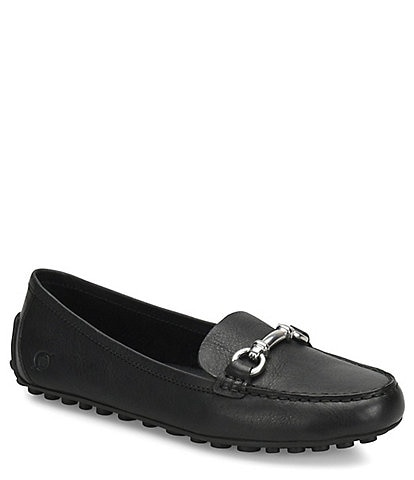 Born Magnolia Driving Leather Loafers