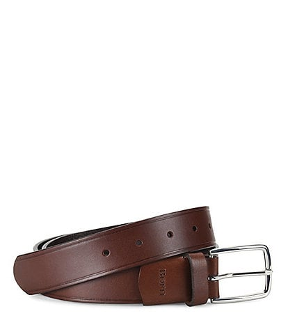 Born Men's Classic Comfort II Leather Belt