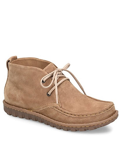 Born Men's Glenwood Suede Chukka Boot