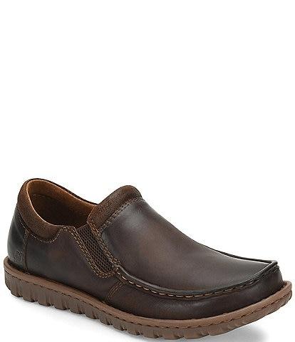 Born Men's Gudmund Leather Slip On