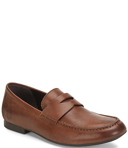 Born Men's Roland Leather Loafer