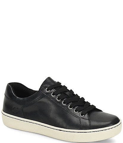 Born Sur Leather Lace Up Sneakers