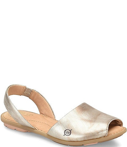 Born Trang Full Grain Leather Sandals