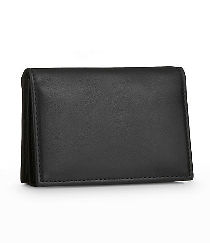 Bosca Gusseted Card Wallet
