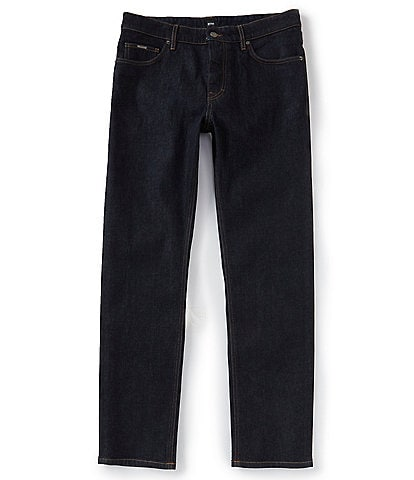 BOSS Hugo Boss Albany Relaxed-Fit Jeans